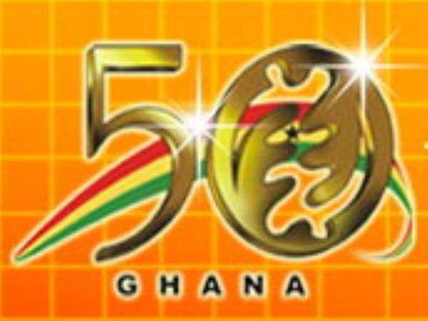 Did Tarzan Rescue Ghana @ 50 Celebrations?